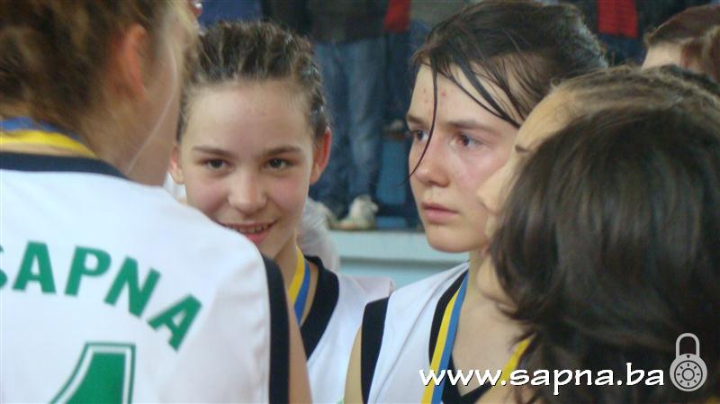 Pregedate slike iz članka: KK Sapna prvak BIH!