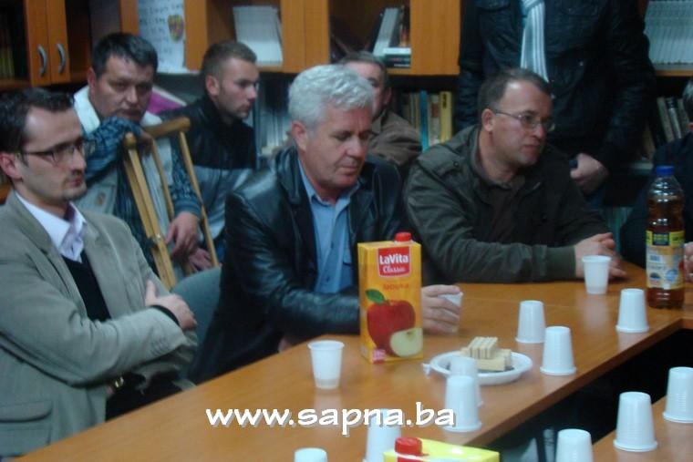Pregedate slike iz ?lanka: Isto?ni bedem Bosne IV - promocija