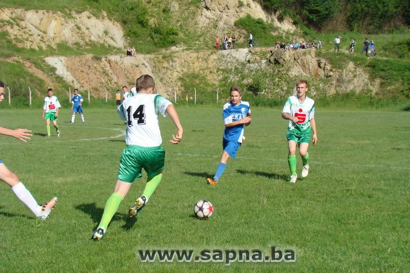 Pregedate slike iz ?lanka: Fair play porazio i Drinu